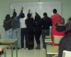 alunos Lousame